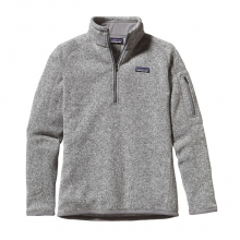 Women's Better Sweater 1/4 Zip by Patagonia in Stowe Vt