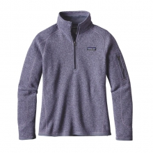 Women's Better Sweater 1/4 Zip by Patagonia in Champaign Il