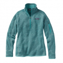 Women's Better Sweater 1/4 Zip by Patagonia in Florence Al