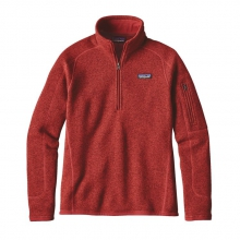 Women's Better Sweater 1/4 Zip by Patagonia in Ashburn Va