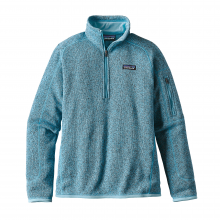 Women's Better Sweater 1/4 Zip by Patagonia in Boise Id