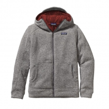 Men's Insulated Better Sweater Hoody by Patagonia