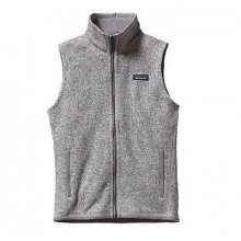 Women's Better Sweater Vest by Patagonia in South Lake Tahoe Ca