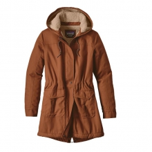 Women's Insulated Prairie Dawn Parka by Patagonia