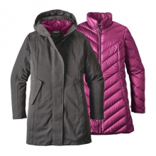 Women's Tres 3-in-1 Parka by Patagonia in Kansas City Mo