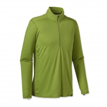 Men's Merino MW Zip Neck by Patagonia