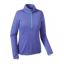 Women's Merino MW Zip Neck