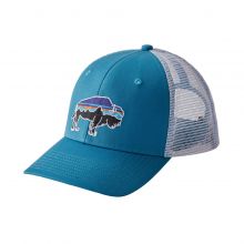 Fitz Roy Bison Trucker Hat by Patagonia in Victoria Bc