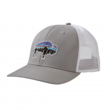 Fitz Roy Bison Trucker Hat by Patagonia in Logan Ut