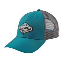 Fitz Roy Crest LoPro Trucker Hat by Patagonia in Oro Valley Az