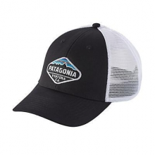 Fitz Roy Crest LoPro Trucker Hat by Patagonia in Holland Mi