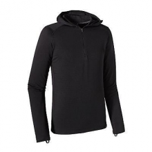 Men's Cap TW Zip Neck Hoody