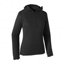 Women's Cap TW Zip Neck Hoody by Patagonia