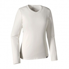 Women's L/S Cap Daily T-Shirt by Patagonia in Bend Or