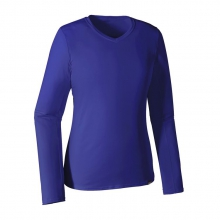 Women's L/S Cap Daily T-Shirt by Patagonia in Colorado Springs Co