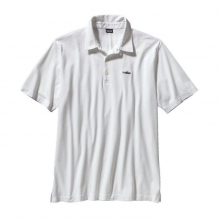 Men's Polo - Trout Fitz Roy by Patagonia in Bend Or