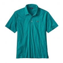 Men's Polo - Trout Fitz Roy by Patagonia in Troy Oh