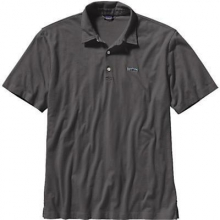 Men's Polo - Trout Fitz Roy by Patagonia in Hope Ar