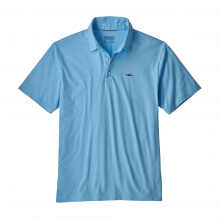 Men's Polo - Trout Fitz Roy by Patagonia in Canmore Ab