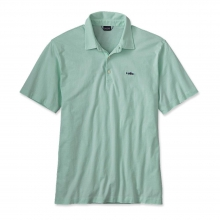 Men's Polo - Trout Fitz Roy by Patagonia in Columbia Sc