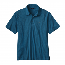 Men's Polo - Trout Fitz Roy by Patagonia in Coeur Dalene Id