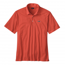 Men's Polo - Trout Fitz Roy by Patagonia