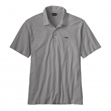 Men's Polo - Trout Fitz Roy by Patagonia in Boulder Co