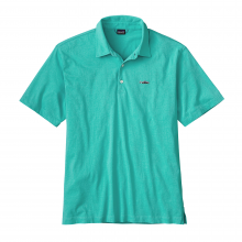 Men's Polo - Trout Fitz Roy by Patagonia in Harrisonburg Va