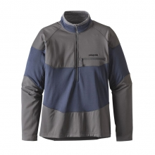 Men's L/S R1 Field 1/4 Zip by Patagonia