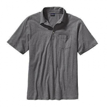 Men's Squeaky Clean Polo by Patagonia in Mobile Al