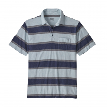 Men's Squeaky Clean Polo by Patagonia in Golden Co