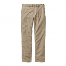 Men's Regular Fit Duck Pants - Long