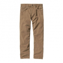 Men's Straight Fit Cords - Long