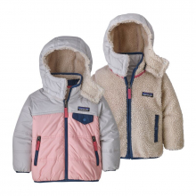 Baby Reversible Tribbles Hoody by Patagonia in Squamish Bc