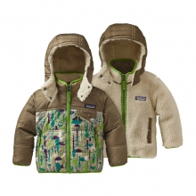 Baby Reversible Tribbles Hoody by Patagonia in Sioux Falls SD