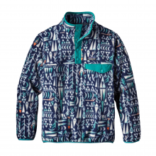 Boys' LW Synch Snap-T P/O by Patagonia in Ames Ia