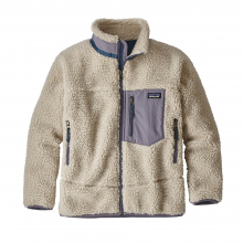 Boys' Retro-X Jacket by Patagonia in Glenwood Springs CO
