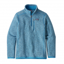 Boys' Better Sweater 1/4 Zip by Patagonia in Montgomery Al