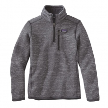 Boys' Better Sweater 1/4 Zip by Patagonia in Alexandria La