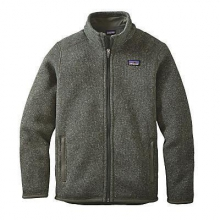 Boys' Better Sweater Jacket by Patagonia in Victoria Bc