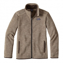 Boys' Better Sweater Jacket by Patagonia in Seward Ak