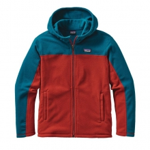 Boys' Micro D Hoody by Patagonia in Succasunna Nj