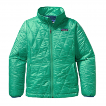 Girls' Nano Puff Jacket by Patagonia