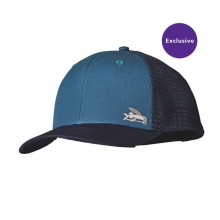 Small Flying Fish Trucker Hat by Patagonia