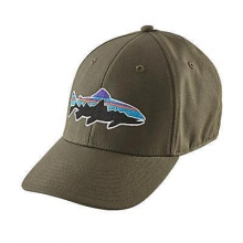 Fitz Roy Trout Stretch Fit Hat