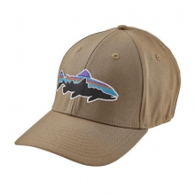 Fitz Roy Trout Stretch Fit Hat by Patagonia in Sioux Falls SD