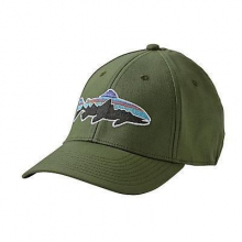 Fitz Roy Trout Stretch Fit Hat by Patagonia
