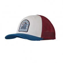 Live Simply Breaker Badge Trucker Hat by Patagonia
