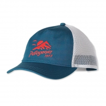 Women's Coastal Range Layback Trucker Hat by Patagonia