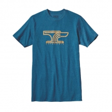 Men's Anvil Cotton/Poly T-Shirt by Patagonia
